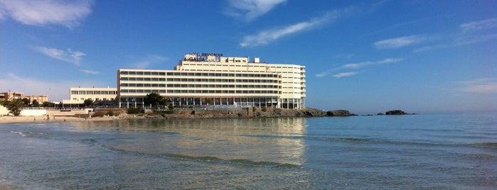 Playa Galua is one of Playas.