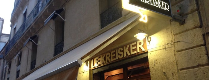 Crêperie Le Kreisker is one of Nice plekken.