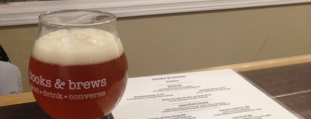 Books & Brews Brewing Company is one of Brewery Bucket List.