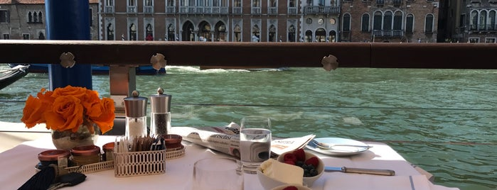 Restaurant Club Del Doge is one of Venice.