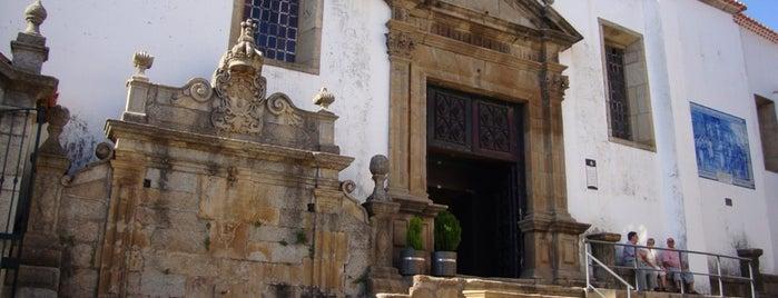 Igreja de S. Vicente is one of Igrejas da Cidade de Bragança.