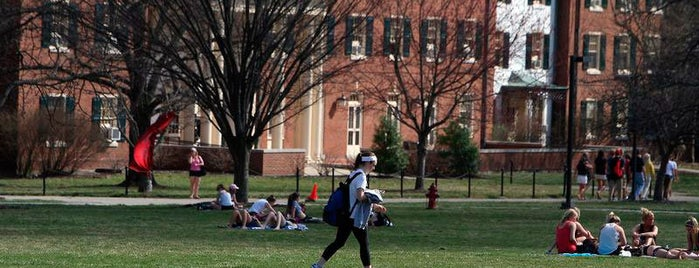Central Quad is one of Miami U.