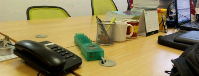 Nitis Office - Coworking is one of Espaços de coworking.