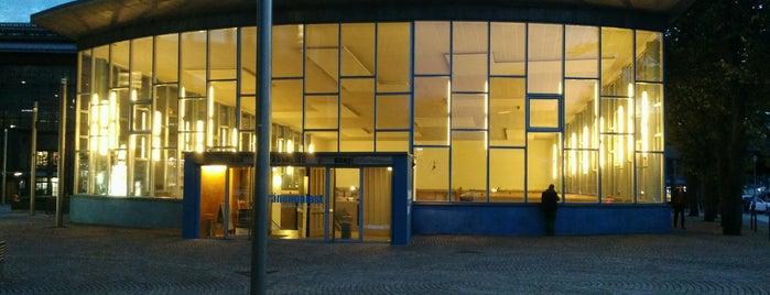 Tränenpalast is one of Berlin.