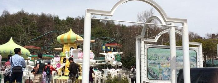 白樺リゾート 池の平ファミリーランド is one of Japan.