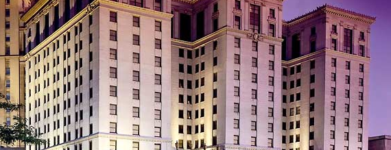 Renaissance Cleveland Hotel is one of Ren.