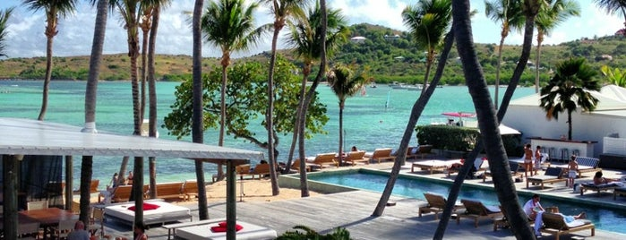 Le Sereno is one of nice to relax - Caribbean.