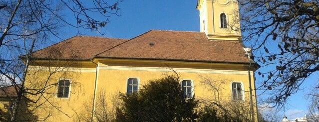 Makkosmária is one of Budai hegység/Pilis.