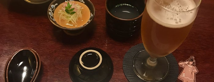 かど家 is one of 池波正太郎お気に入り.