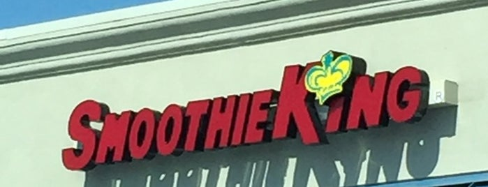 Smoothie King on Forest Lane is one of My Favorite Places.