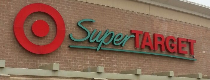 Target is one of Guide to Mansfield's best spots.