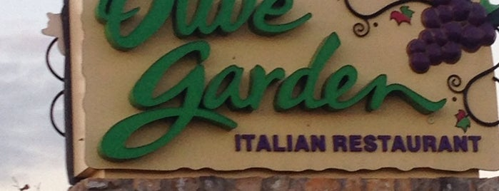 Olive Garden is one of Guide to Mansfield's best spots.