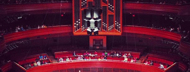 Kimmel Center for the Performing Arts is one of Alyssa's Philly Life.