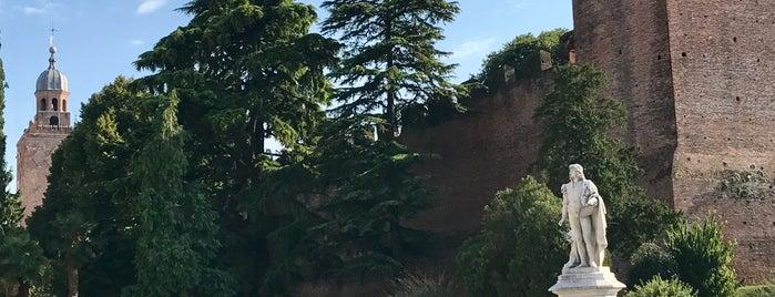 Castelfranco Veneto is one of Veneto best places.