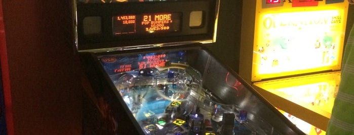 Note'able Games Arcade is one of Disney World!.