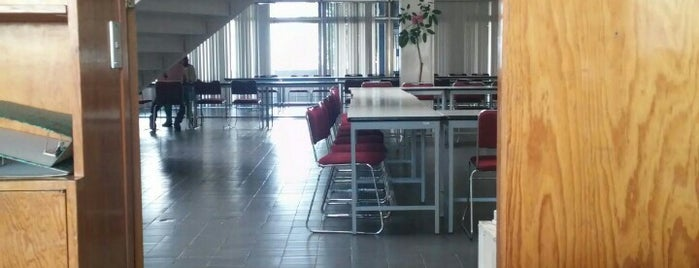 Centro para el Desarrollo de la Micro y Pequeña Empresa is one of Mis Mejores Restaurantes 🍽 Ciudad de Mexico.
