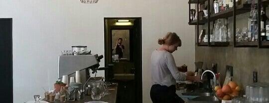 Punkt. is one of Cafés.