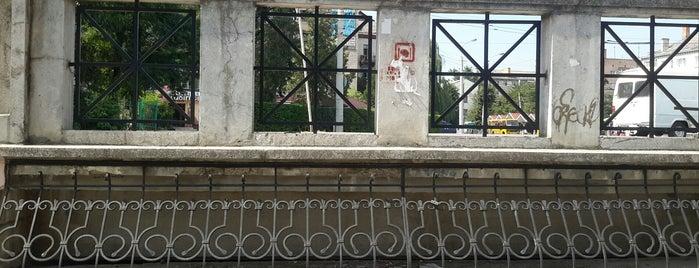 Братський міст / Brother Bridge is one of Луцк.