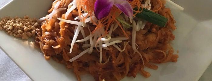 Orchid Thai Cuisine is one of Thai Vietnamesich und Japanisch.
