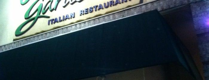 Olive Garden is one of MN Food/Restaurants.