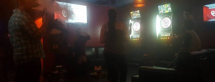 Hookups Hookah Lounge is one of places to visit.