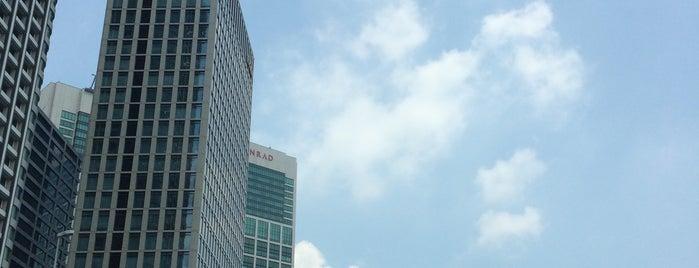 汐留JCT is one of 高速道路.