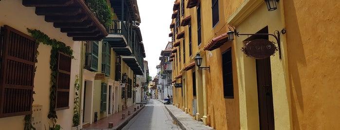 Cartagena is one of Cartagena de Índias, Colombia.