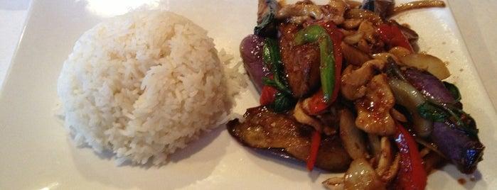 Shana Thai Restaurant is one of Peninsular Yums.