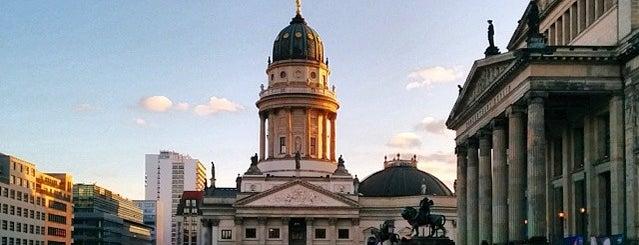 Deutscher Dom is one of Berlin.