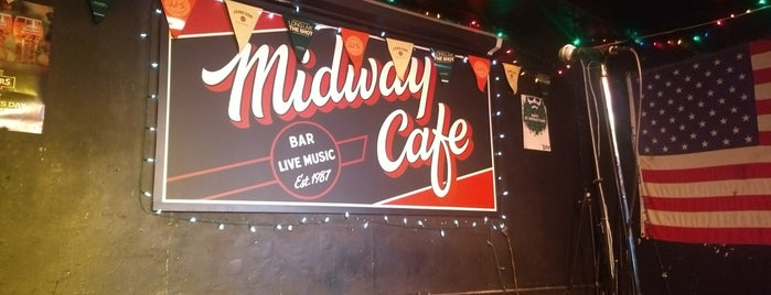 Midway Cafe is one of DigBoston's Tip List.