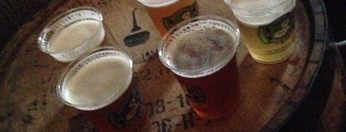 Brooklyn Brewery is one of Brooklyn Beer Book 2014: 5 Upper Brooklyn.