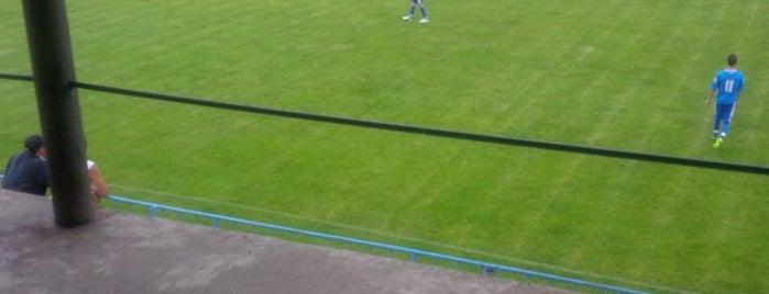 Futbalový štadión Petrova Ves is one of Futbalové štadióny ObFZ Senica.