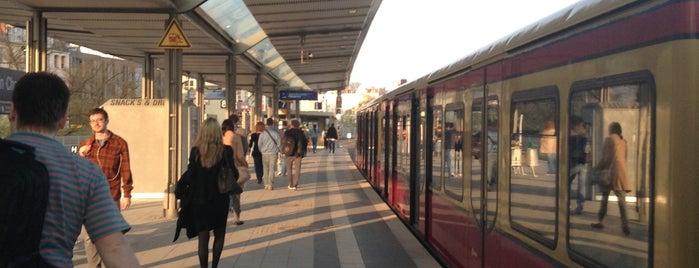 Bahnhof Berlin-Charlottenburg is one of Besuchte Berliner Bahnhöfe.