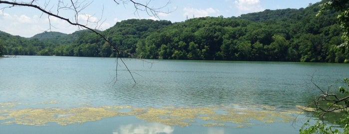 Radnor Lake State Park is one of A Weekend Away in Nashville.