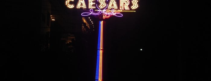 Caesars Entertainment is one of Ultimate.