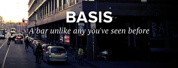 Basis Amsterdam is one of Amsterdam, I'm not a tourist, but a mobile citizen.