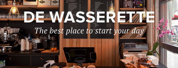 De Wasserette is one of Amsterdam Expat Life: Mission list.