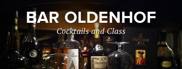 Bar Oldenhof is one of The 15 Best Places for a Gin in Amsterdam.