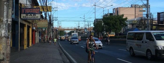 Dr. A. Santos Avenue (Sucat Road) is one of Road Trip.
