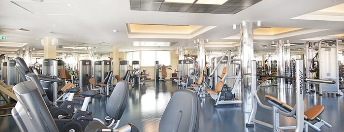 DailyMove by Vit'Halles is one of Paris Health Clubs.