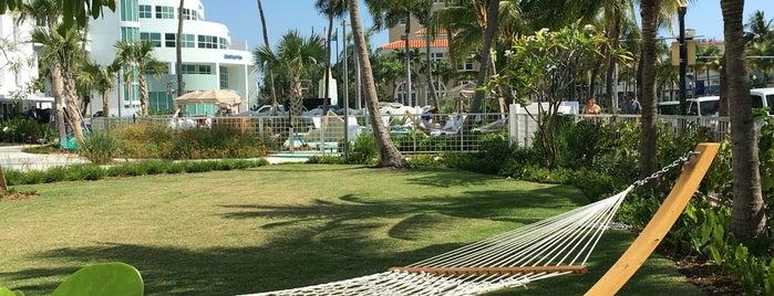 Washington Park Hotel is one of Miami - South Beach.
