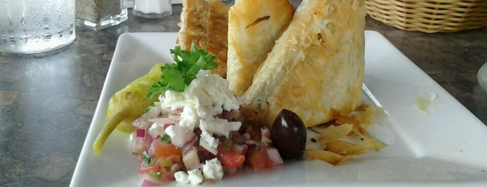 El Greco Cafe is one of Must-see seafood places in Sarasota, FL.