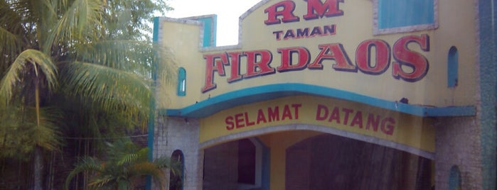 Rumah Makan Firdaus is one of Maen-maen.