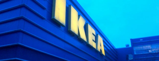 IKEA is one of All-time favorites in Netherlands.