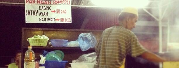 Medan Selera Pokok Asam is one of Makan @ Utara #12.