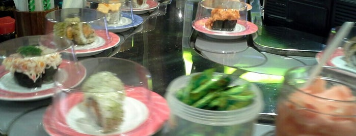 Michiru Sushi Train is one of Japanese Restaurants in Adelaide.