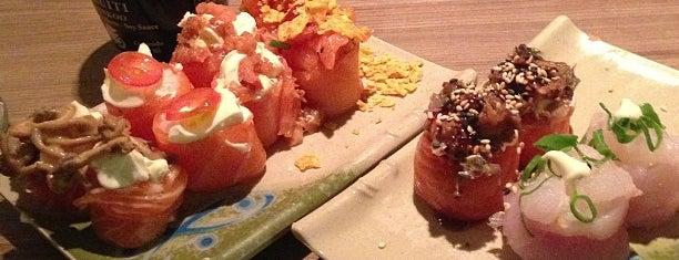 Taisho Sushi is one of Japoneses • Florianópolis.