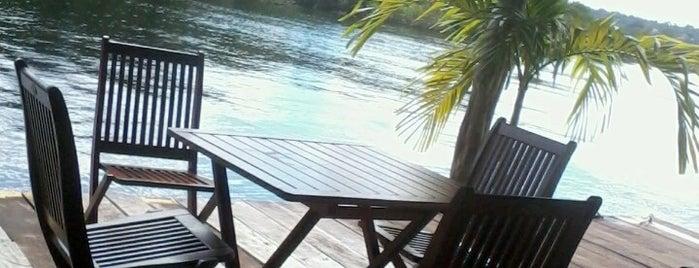 Peixe Boi Bar E Restaurante Flutuante is one of Best places in Manaus, Brasil.