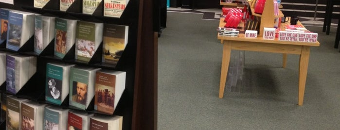 Barnes and Noble Cafe is one of Places to go, People to Kill..