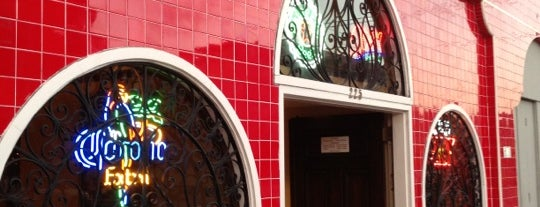 Don Ramon's Mexican Restaurant is one of SF todo.